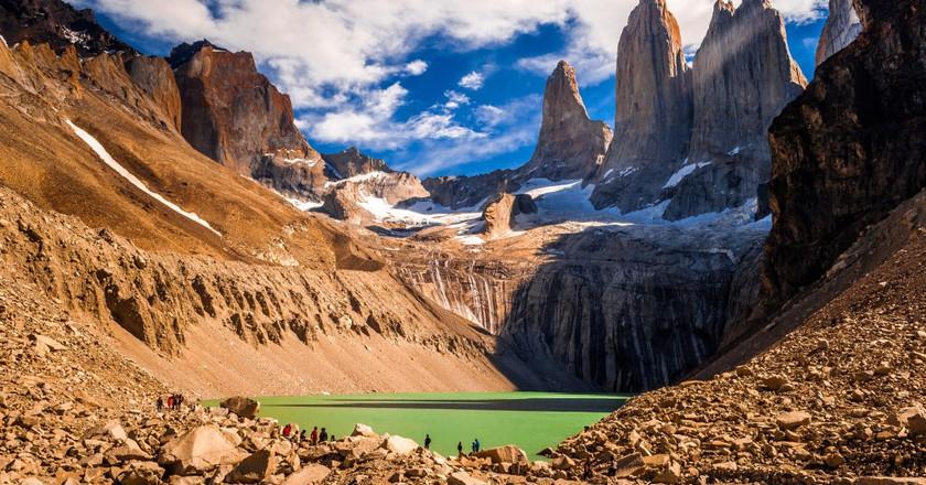 Torres del Paine National Park | © Turismo Chile