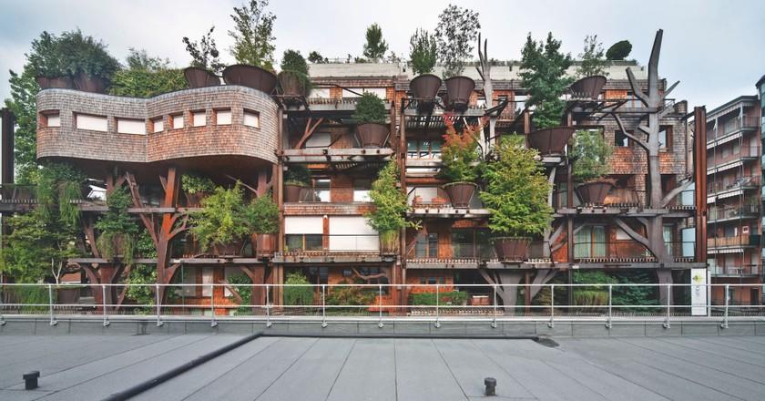 25 Verde, Turin | © Beppe Giardino, courtesy Luciano Pia
