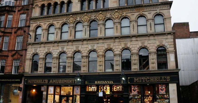 A Brief History of Glasgow's Britannia Panopticon Music Hall
