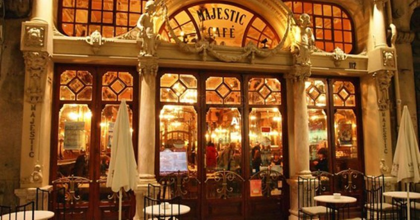 Majestic Café © Local Porto