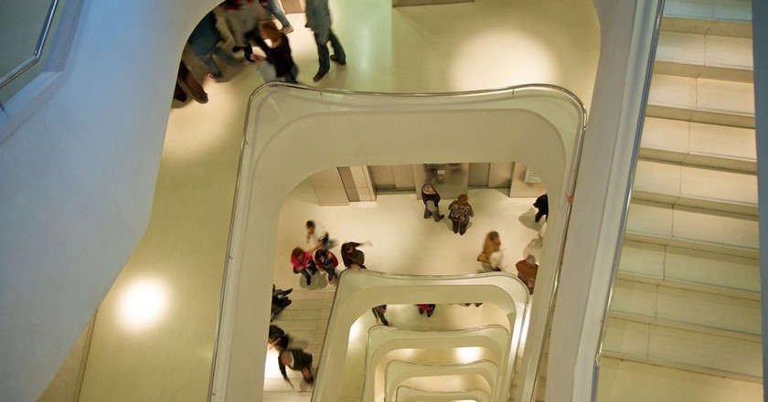 Caixa Forum interior | © Madrid Destino Cultura Turismo y Negocio