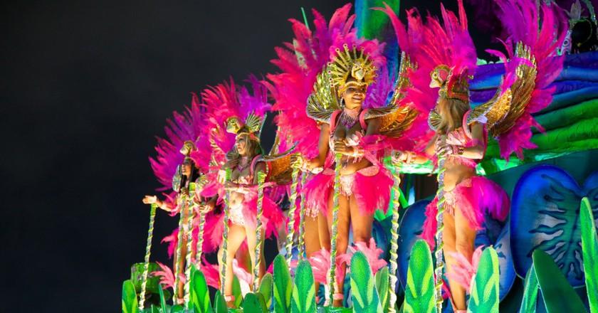 Rio de Janeiro Carnival | © Nicolas de Camaret