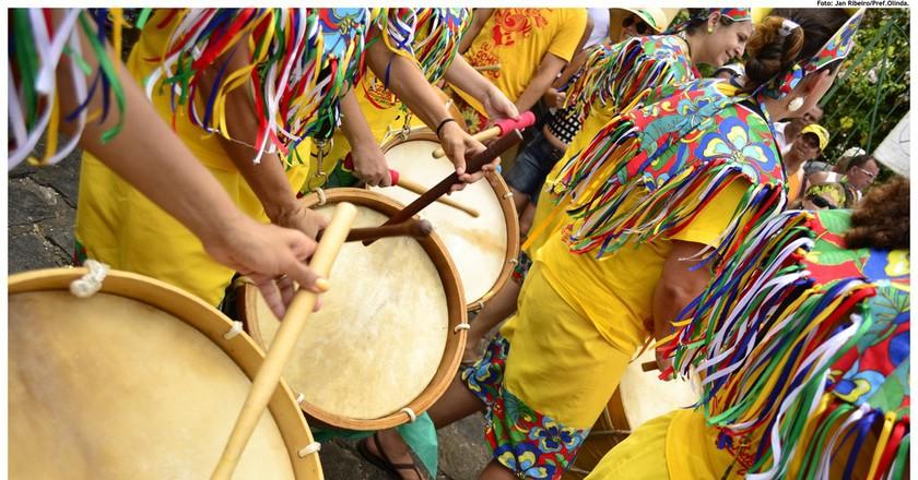 Carnival in Olinda, Brazil / © Jan Ribeiro / Flickr