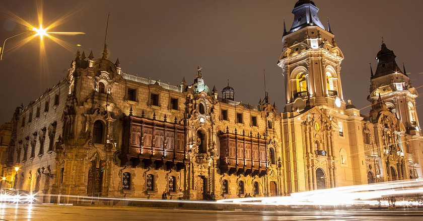 Lima Cathedral | © Wikimedia Commons