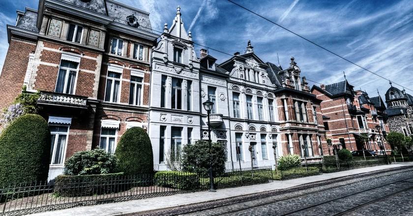 Cogels-Osylei | © Dave Van Laere / courtesy of Visit Antwerp
