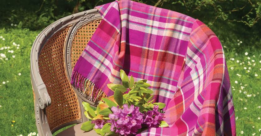Avoca blanket | Courtesy of Daisy Park / PR Shots