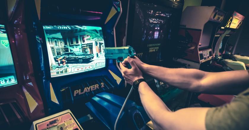 Vintage gaming | © Thom Van Boheemen/TonTon Club