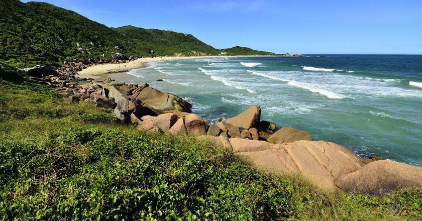 Praia Galheta | © Papa Pic/Flickr