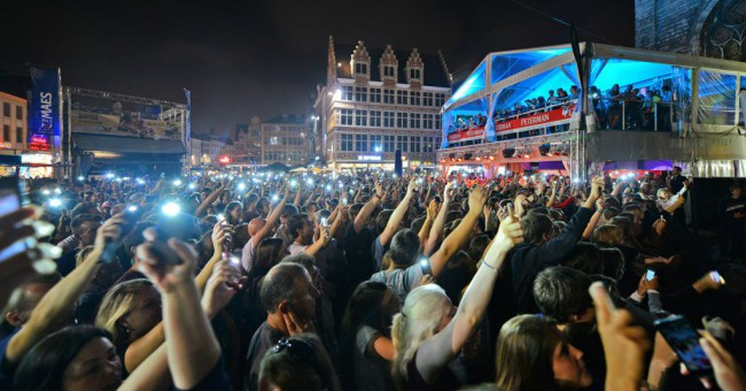 Ghent Festivities | Courtesy of Visit Gent