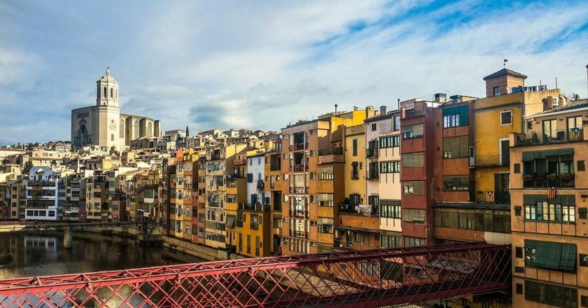 Girona, Spain   © JoanPS / Pixabay