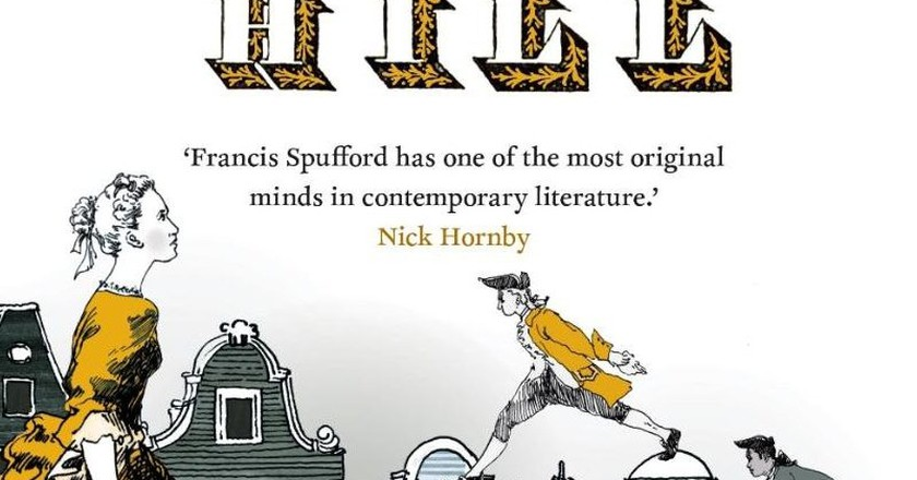 From the cover of Golden Hill, by Francis Spufford | Courtesy of Faber and Faber