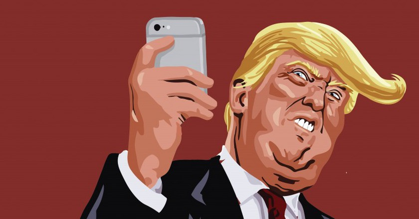 Trump's Old Android Phone Causes National Security Concerns