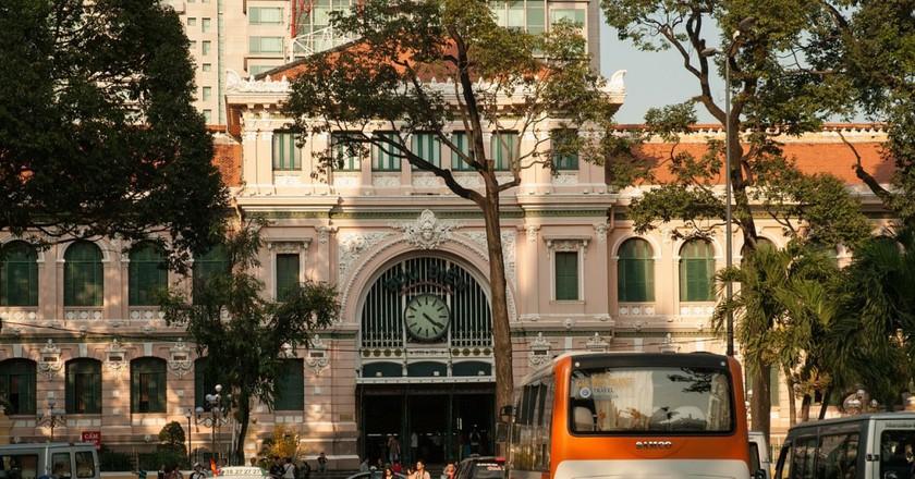 Saigon Central Post Office © Nguyen Tuan Hung / Pixabay