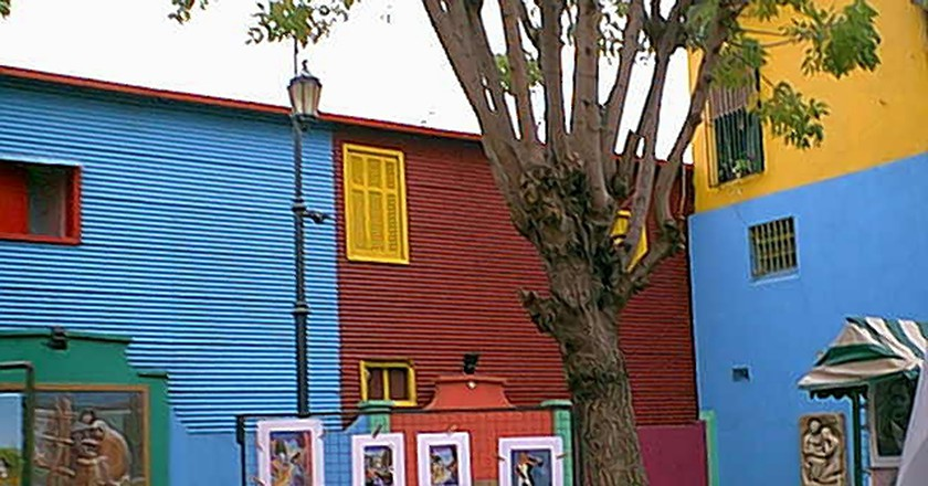 La Boca | © WikiMedia 2016