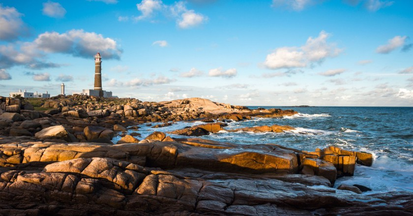 Lighthouse in Cabo Polonio Rocha Ksenia Ragozina   © Shutterstock