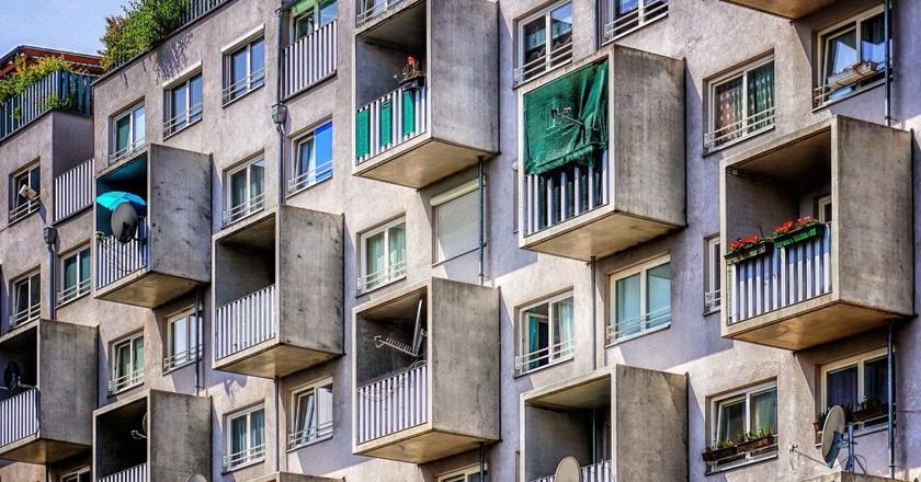Vienna apartment block | © robertprax / pixabay