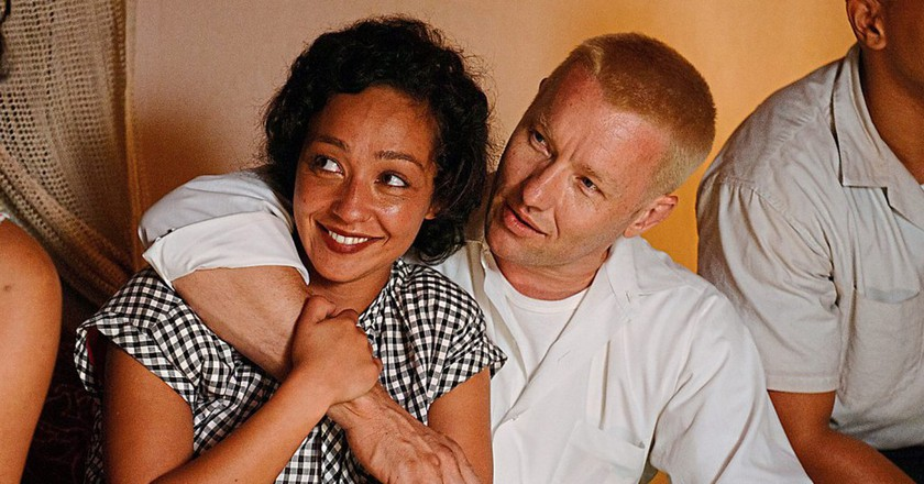 Ruth Negga and Joel Egerton in 'Loving'   Courtesy of Universal Pictures