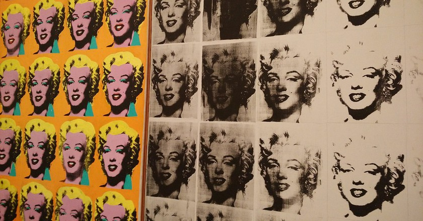 An Andy Warhol Travel Guide To New York City