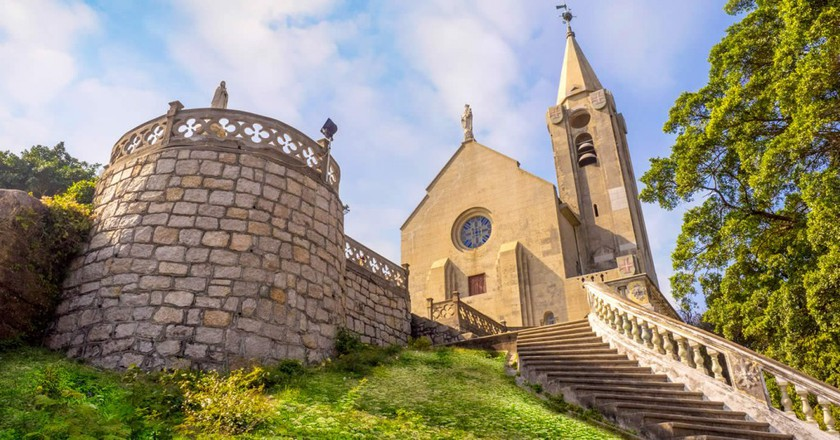 The Most Beautiful Churches in Macau
