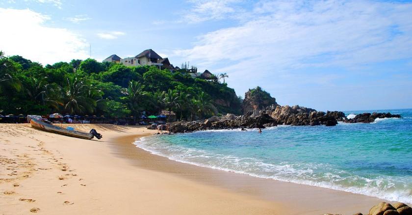 Playa Manzanillo   © https://www.flickr.com/photos/theklan//WikiCommons