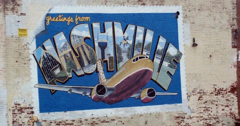 Greetings from Nashville / (c) Denise Mattox / Flickr