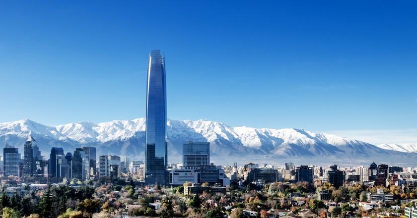 Santiago, Chile   © Turismo Chile