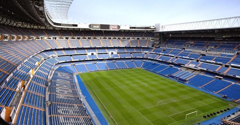 The new Santiago Bernabéu stadium will be 12 meters larger, coming in 2018   © Madrid Destino Cultura Turismo y Negocio