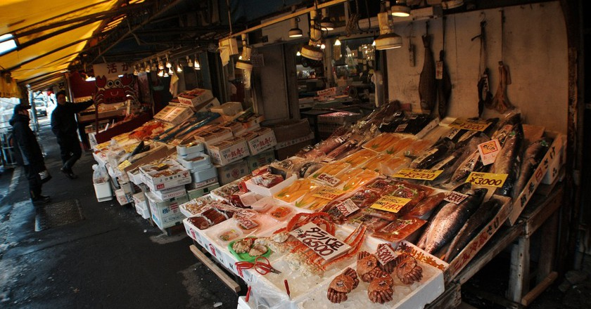 Sapporo Central Wholesale Market   © MIKI Yoshihito/Flickr