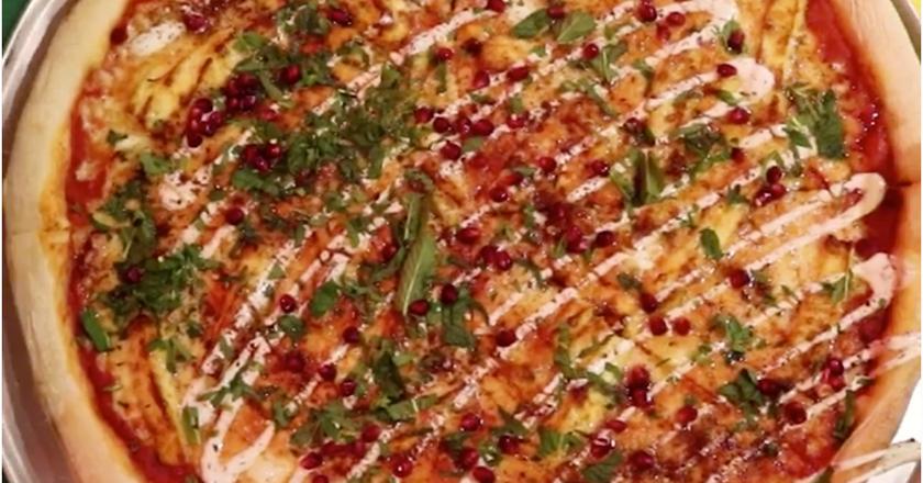 Halloumi Pizza © Culture Trip