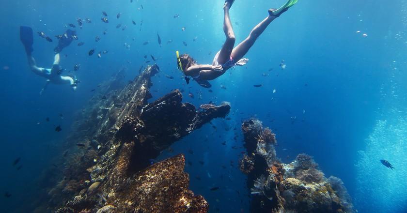 Shipwreck | © Dudarev Mikhail / Shutterstock