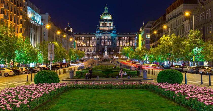 Wenceslas Square  | © Catarina Belova / Shutterstock