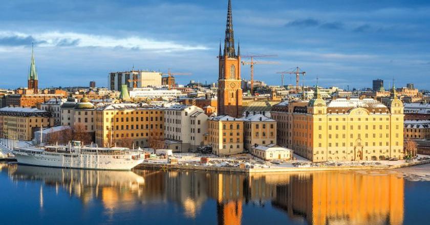 Riddarholmen in Stockholm | ©chas B/Flickr