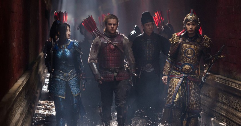 The Great Wall   © Universal Pictures