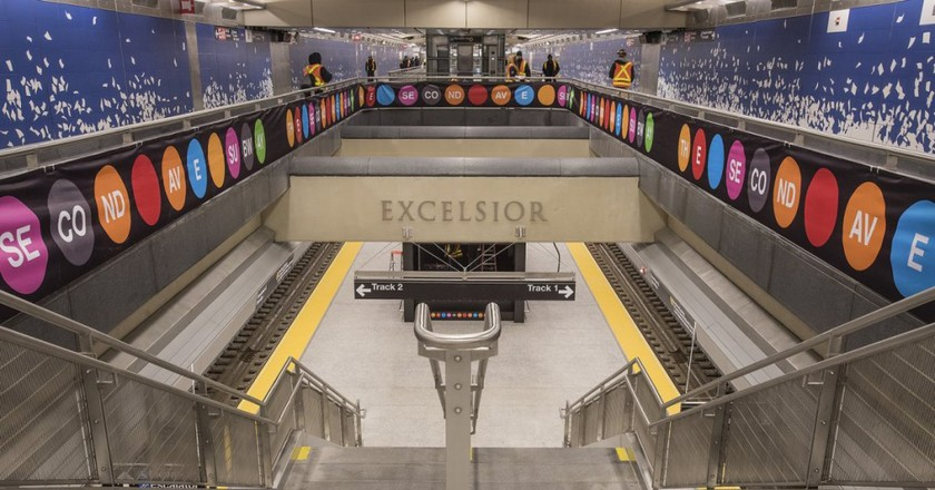Second Avenue Subway | © MTA / Flickr