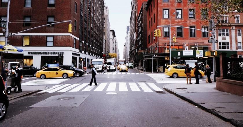 Madison Avenue, New York City | © Daryan Shamkhali