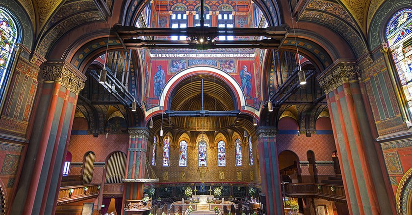 Trinity Church | © Bill Damon / Flickr