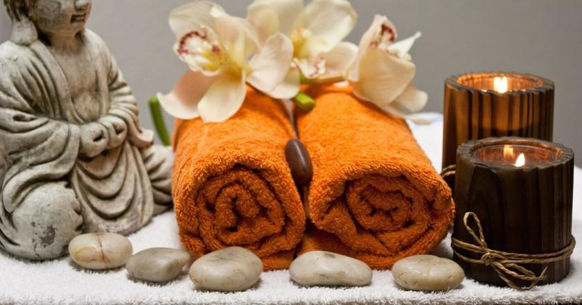 Day spa © Pixabay