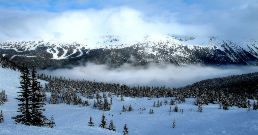 Whistler Blackcomb | © Tim Gillin / Flickr