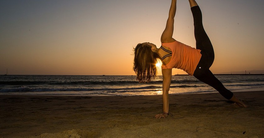 Yoga | ©livnir/Flickr