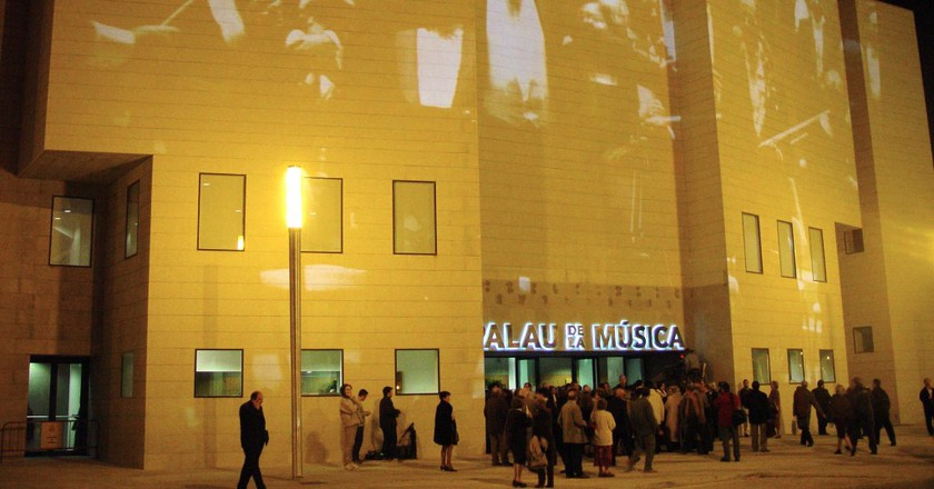 The Best Concert Halls in Central Valencia