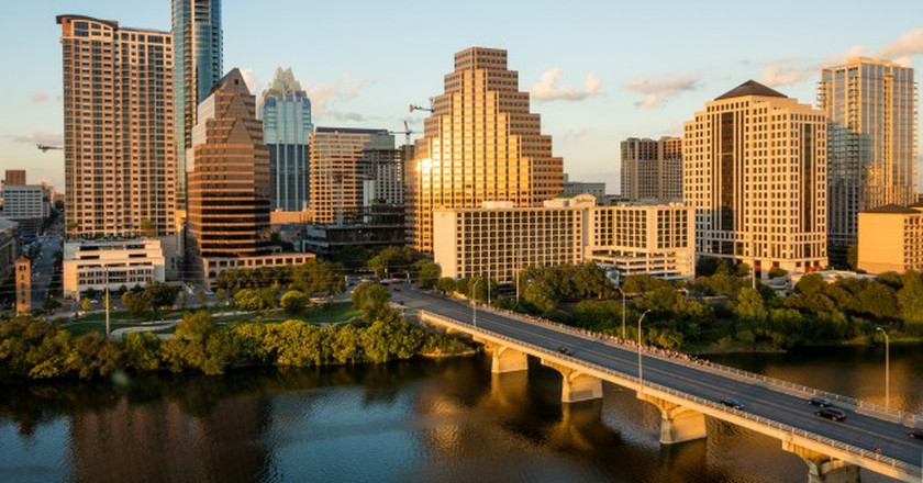 Downtown Austin   © Earl McGehee / Flickr