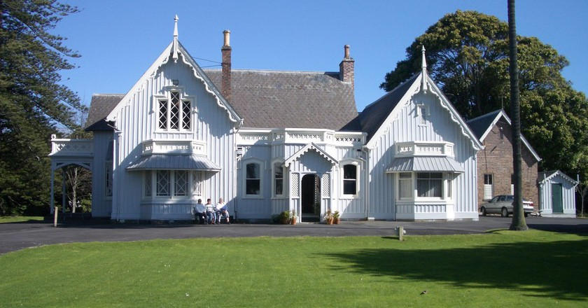 A Brief History of Highwic, New Zealand