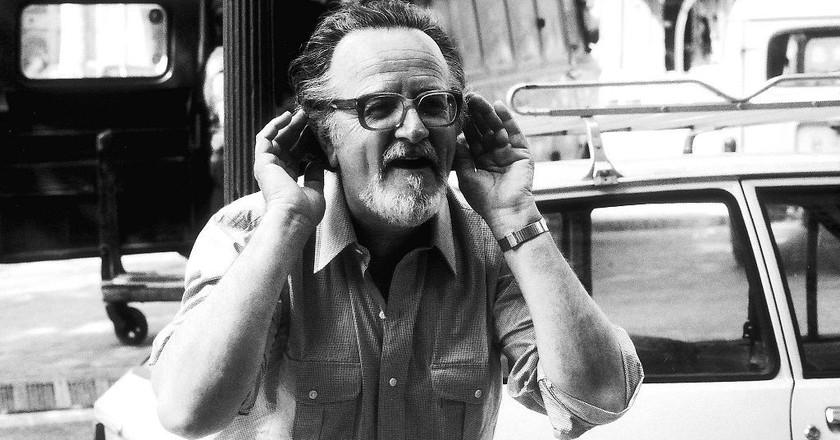 José Donoso 1981   © Elisa Cabot