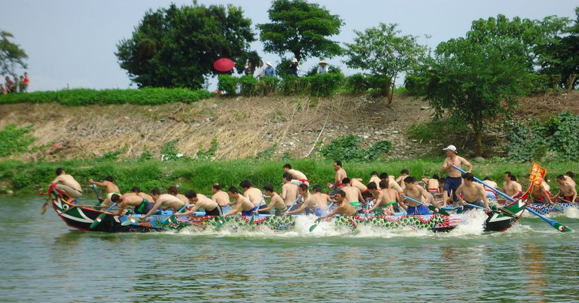 Dragon Boat Race | © Frank Ou / Flickr