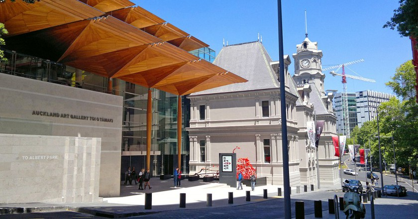Auckland Art Gallery | © Wikimedia Commons