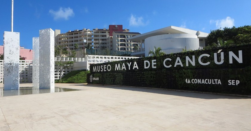 Museo Maya de Cancun © David Stanley/Flickr
