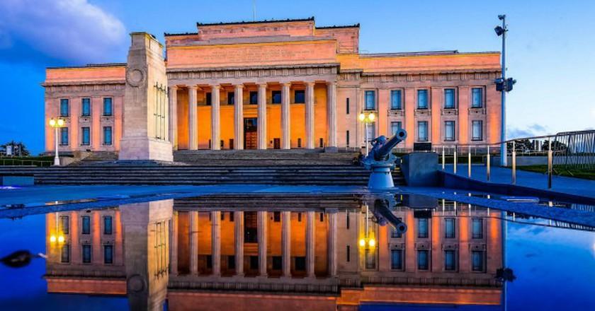 Auckland War Memorial Museum | ©  Siyamalan/Flickr