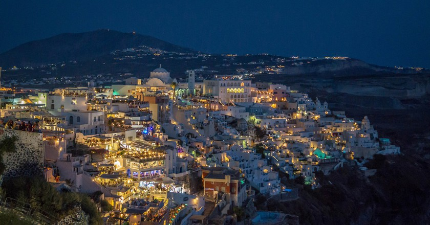 The Best Places to Shop for Souvenirs in Santorini
