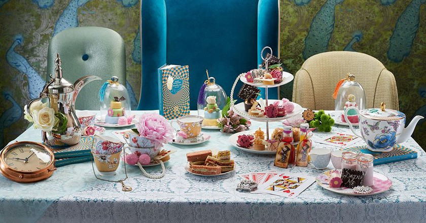 The Finest and Most Fabulous Afternoon Teas in London