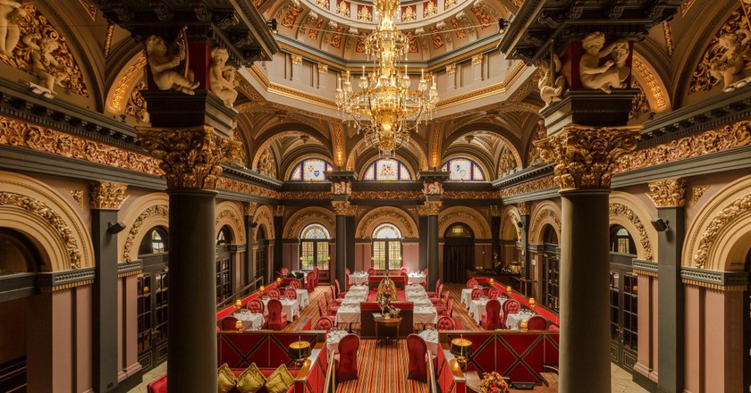 The Great Room Restaurant at The Merchant Hotel | © Courtesy of The Merchant Hotel